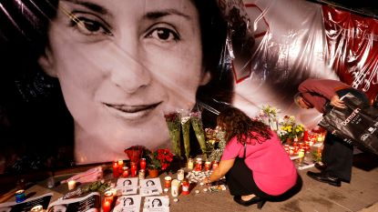 Zakenman verdacht van betrokkenheid moord op Maltese journaliste weer vrijgelaten