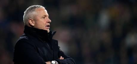Voormalig NEC-trainer Jack de Gier nieuwe trainer Go Ahead Eagles