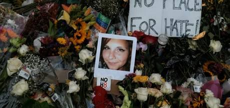 Slachtoffer rellen Charlottesville herdacht