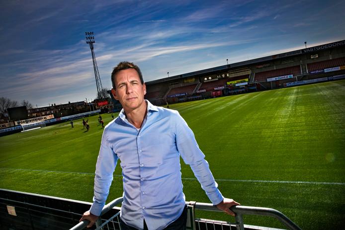 Leon Vlemmings is sinds vorige week algemeen directeur bij Helmond Sport.