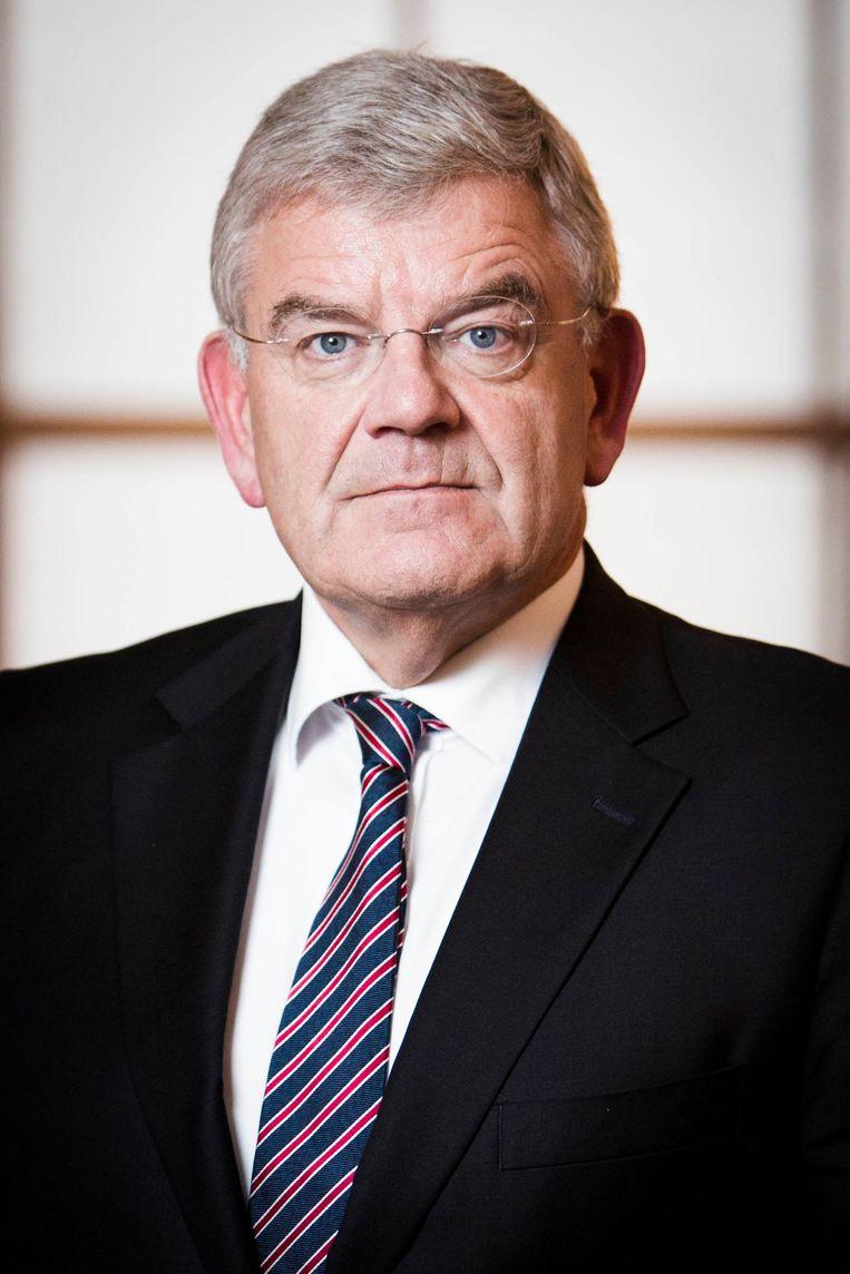 Jan van Zanen. Beeld null