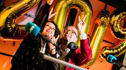 Joe-dj's Sven en Anke, Get Ready!, De Romeo's en Gene Thomas tellen samen af naar 2019