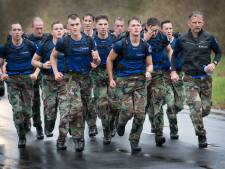 Nederlandse mariniers pakken marathonrecord af van Britse collega's