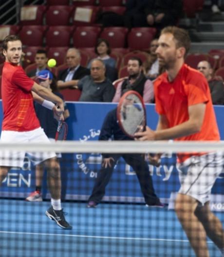 Koolhof en Middelkoop naar kwartfinale van ATP Marseille