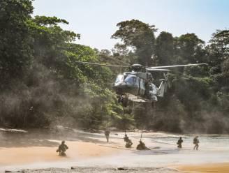 """Belgische para's en special forces trainen in Afrikaanse jungle van Gabon: """"Zelfs Amerikaanse Marines keken hun ogen uit"""""""