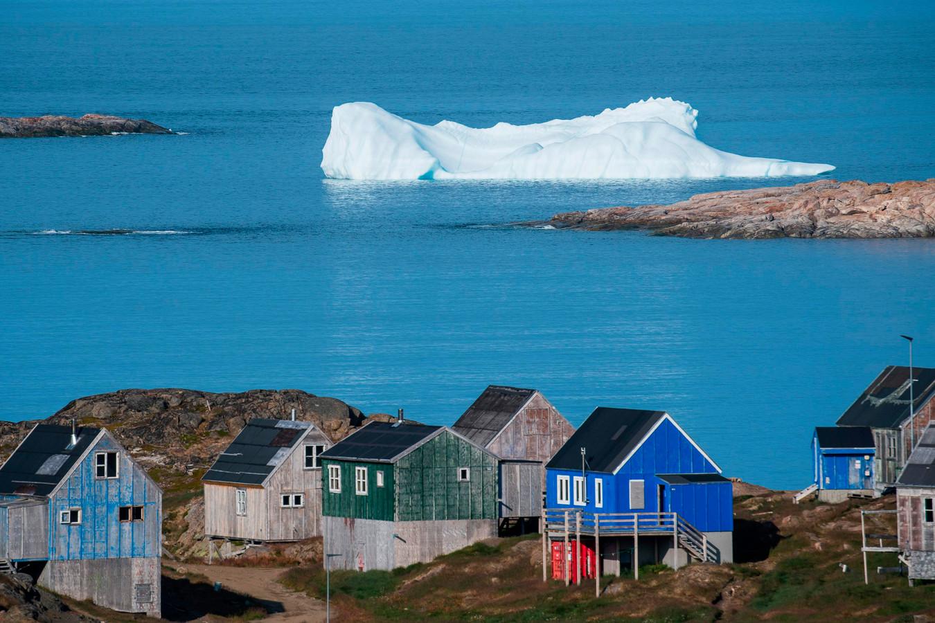 Groenland is niet te koop, aldus de autoriteiten.