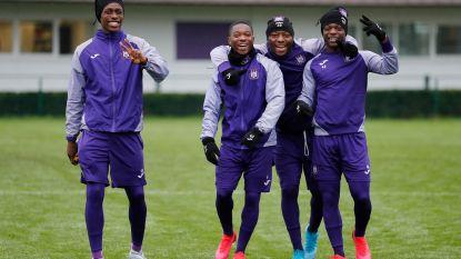 Anderlecht maakt oefenprogramma bekend, paars-wit speelt onder meer tegen Saint-Étienne en Lyon