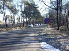 Politie waarschuwt foutparkeerders op Sallandse Heuvelrug