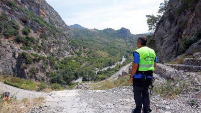 Drie vermisten gezond en wel aangetroffen na stortvloed in Zuid-Italiaanse kloof