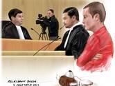 Dag 3: proces tegen Bredanaar (26) die wordt verdacht van doodslag op zijn zeven maanden oude zoontje