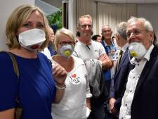 Emotioneel protest tegen komst van biomassacentrales in Waddinxveen