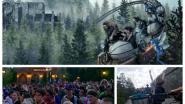 Harry Potter-fans tot wel 10 uur (!) in de rij voor nieuwe spectaculaire rollercoaster