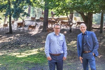 'We geven bospark Koekamp terug aan de stad'