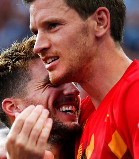 België loopt na rust over moegestreden Panama heen
