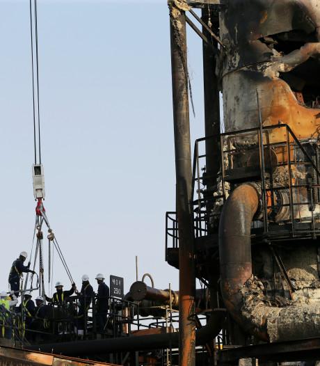 Ook Johnson denkt dat Iran achter aanval op Saoedische olie-installaties zit