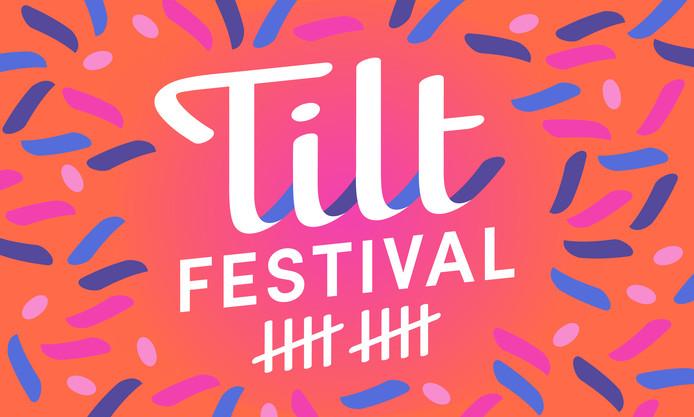 Tilt festival bestaat 10 jaar.
