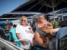 Extra grote (en warme) winterterrassen op strand Hoek van Holland: 'Buiten is het nieuwe binnen'