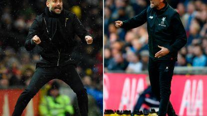 Het Blitzkrieg-voetbal waar Guardiola geen antwoord op lijkt te hebben: Klopp won al zeven keer het pleit van Spanjaard