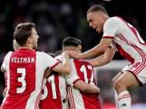 Ajax knokt zich voorbij PAOK en treft APOEL in play-offs Champions League