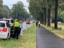Beschoten Tilburger langs N65 Haaren is inmiddels thuis, achtergrond schietpartij blijft mysterieus