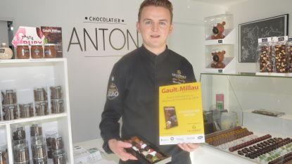 Anton Van de Maele in Gault & Millau voor chocolatiers