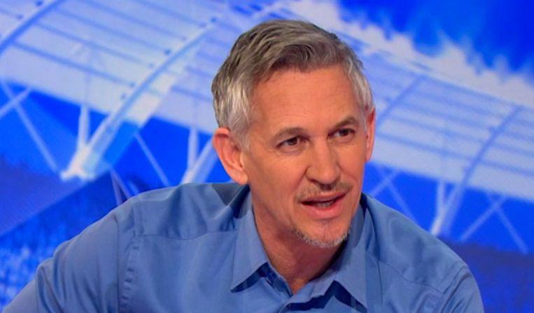Oud-voetballer en commentator Gary Lineker was uitgesproken anti-Brexit.  Beeld