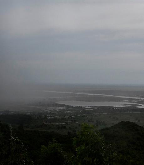 Cycloon treft zuidelijk Afrika: al 120 doden