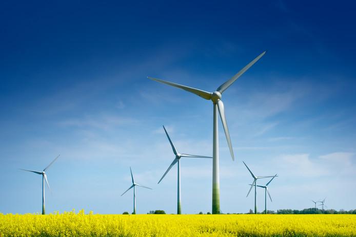 Windturbines zullen ook deel gaan uitmaken van het buitengebied van Rijssen-Holten om de klimaatdoelstelling te kunnen halen.