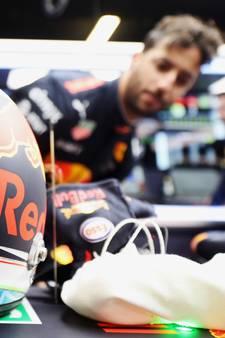Ricciardo: Ik hoop dat Max morgen meer rondjes kan maken