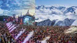 Feesten op een hoogte van 1.860 meter: Tomorrowland trekt volgend jaar naar de Franse Alpen