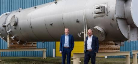 Zware jongens van VDL AEC Maritime uit Eindhoven zorgen voor schonere scheepvaart