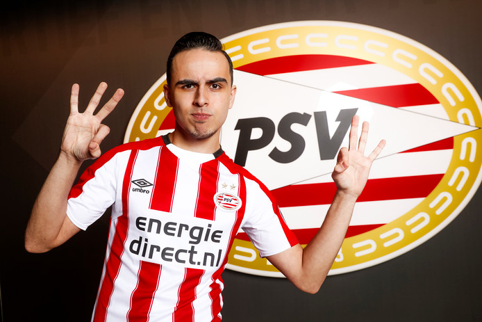 Alir Rza Aygun, e-sporter van PSV.