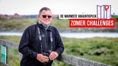 """De warmste vakantieplek van Vlaanderen, met oud-brandweerman en natuurgids Luc David: """"Genieten van de rust in de IJzermonding met af en toe knipoog van zeehond"""""""