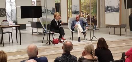 Sonja Barend krijgt DePetrus in Vught muisstil: 'Ze mag van mij zo weer op tv!'
