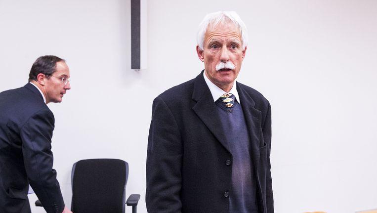 Thom Karremans in de rechtszaal in 2014. Beeld anp