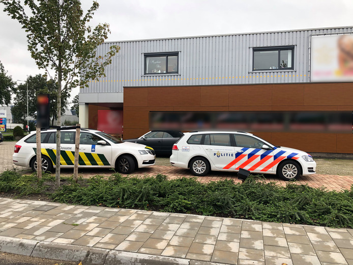 Controle in Westervoort