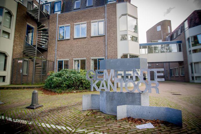 Vroeger gemeentekantoor, nu Kunsthuis Wijchen.