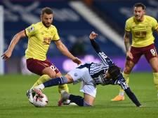 Pieters pakt eerste puntje met Burnley