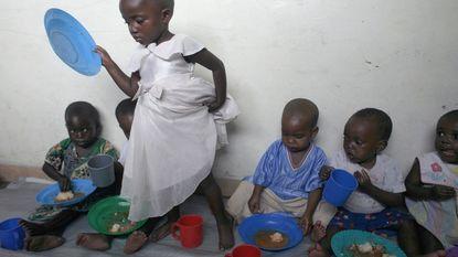 Zeven Congolese adoptiekinderen geblokkeerd in Kinshasa