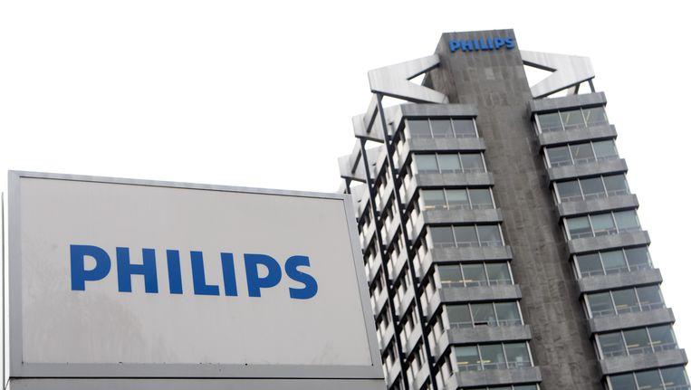 Het Philips Business Park in Eindhoven. Beeld null