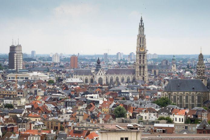 Antwerp Skyline
