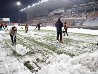 Na de sneeuwmatchen van vorig weekend: welke clubs hebben nog geen veldverwarming? En moet dat niet verplicht worden?