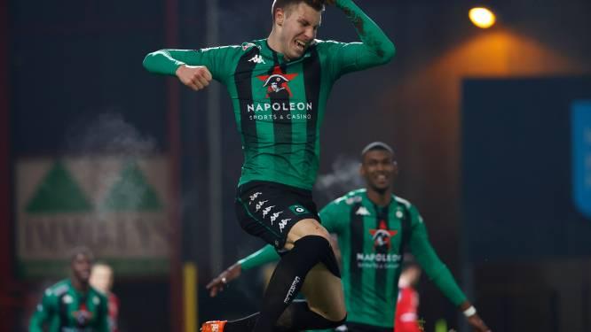 """Strahinja Pavlovic debuteert voor Cercle met goal in Kortrijk: """"Lang genoeg op minuten gewacht"""""""