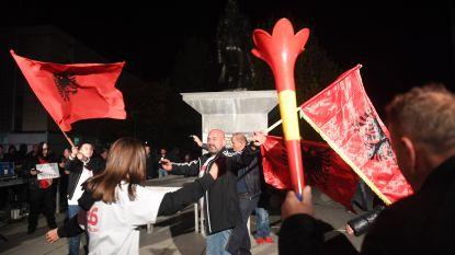 Oppositie wint verkiezingen in Kosovo