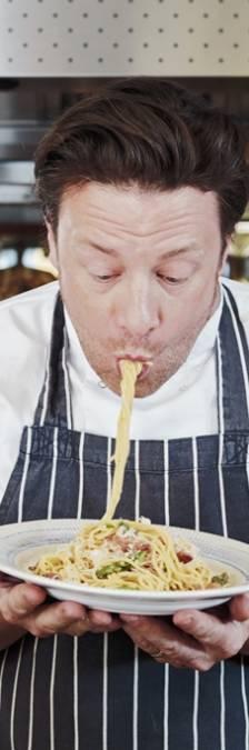 Faillissement dreigt voor Britse restaurants Jamie Oliver