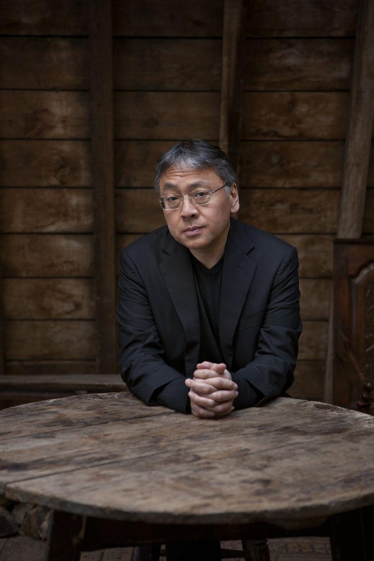 Auteur Kazuo Ishiguro Beeld EPA