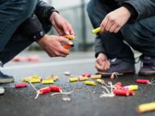 Flinke stijging vuurwerkoverlast in Tilburg: van 140 vorig jaar naar 380 nu