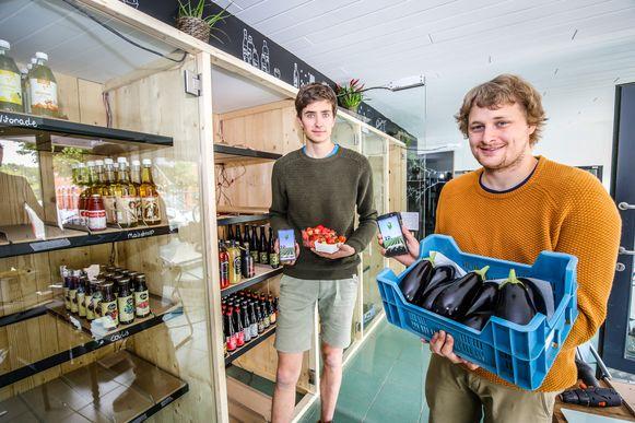 Beernem Para Ti: Corneel Martens en zakenpartner Frederik Vanderstraeten