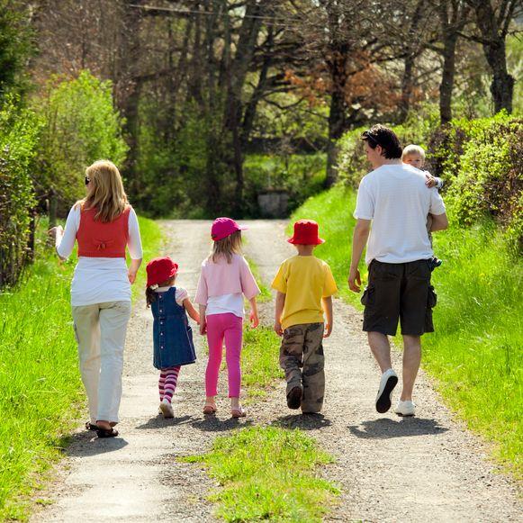 Illustratiebeeld. Rotary Ronse organiseert een gezinswandeling.