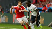 Herbeleef hoe Frankrijk en Zwitserland niet tot scoren kwamen